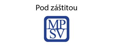 Pod záštitou – Ministerstvo práce a sociálních věcí