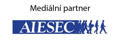 Mediální partner – AIESEC